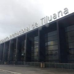 Photo taken at Aeropuerto Internacional de Tijuana (TIJ) by Rene P. on 4/15/2013