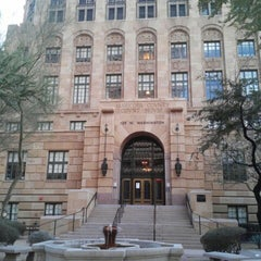 Photo taken at Arizona Superior Court in Maricopa County- Old Courthouse by Kisang K. on 1/20/2014