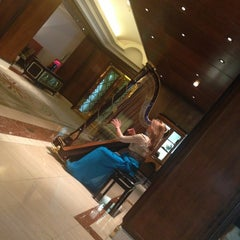 Photo taken at Jumeirah Carlton Tower by Keti S. on 7/10/2013