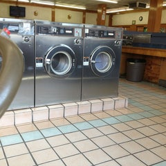 Photo taken at J & M Coin Laundry by Nina M. on 8/30/2013
