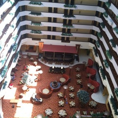Photo taken at Madison Marriott West by Bomb D. on 6/25/2013