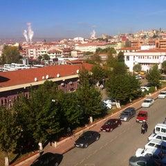 Photo taken at Çan by Yaşar Ç. on 10/7/2013