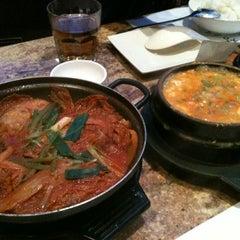 Photo taken at Jang Su Jang by Gina Y. on 10/22/2012