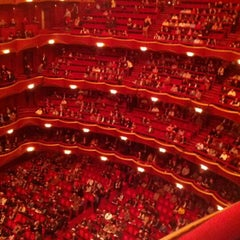 Photo taken at Lincoln Center for the Performing Arts by Ryan W. on 12/11/2012