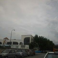 Photo taken at SBK Integrated School Seremban by Tuan N. on 10/19/2012