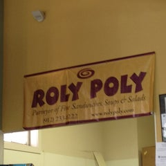 Photo taken at Roly Poly Sandwiches by Carlos V. on 8/31/2013