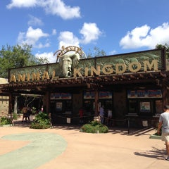 Photo taken at Disney's Animal Kingdom by Marie Q. on 6/25/2013