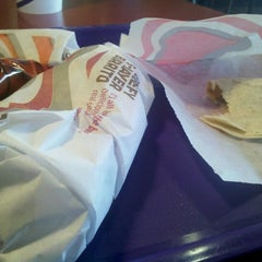 Photo taken at Taco Bell by Dusty D. on 8/20/2012