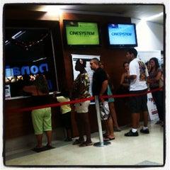 Photo taken at Cine 10 Sulacap by Flávia M. on 1/6/2013