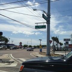 Photo taken at Park Blvd & Seminole Blvd by Jack B. on 4/17/2013