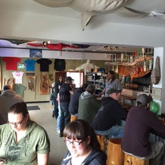Photo taken at Elk Head Tap Room by Graham W. on 3/14/2015