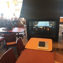Photo taken at Panera Bread by Ryan B. on 1/7/2015