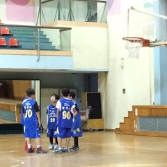 Photo taken at YMCA LH 스포츠센터 by In Han S. on 5/30/2015