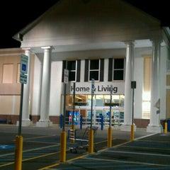 Photo taken at Walmart Supercenter by Ashley on 8/12/2011