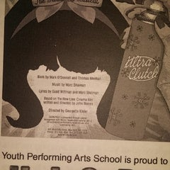 Photo taken at Youth Performing Arts School by Todd S. on 11/23/2014