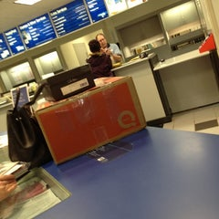 Photo taken at Us Post Office by Ben F. on 11/17/2012