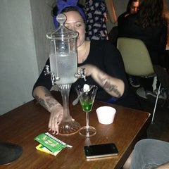 Photo taken at Lounge Bohemia by Roxy A. on 4/26/2013