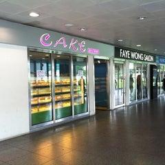 Photo taken at Lakeside MRT Station (EW26) by Derek L. on 11/4/2012