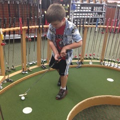Photo taken at Academy Sports + Outdoors by Kimberly M. on 10/15/2013