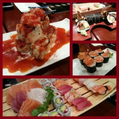 Photo taken at Hinote Sushi by Bonnie E. on 4/27/2013