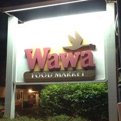 Photo taken at Wawa Food Market #59 by Matt S. on 5/10/2013