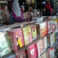 Photo taken at Gramedia by Eko H. on 11/10/2012