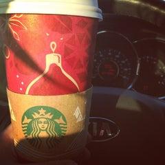 Photo taken at Starbucks by Tiffany M. on 11/21/2013