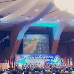 Photo taken at Putrajaya International Convention Centre (PICC) by Imah H. on 5/28/2013