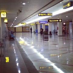 Photo taken at Juanda International Airport (SUB) by Saif A. on 6/19/2013