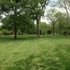 Photo taken at Peace Park by Forrest W. on 5/17/2013