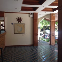 Photo taken at Baan Pron Phateep by Roman S. on 3/15/2014