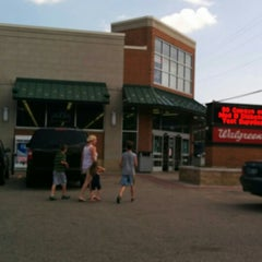 Photo taken at Walgreens by Todd L. on 8/8/2014
