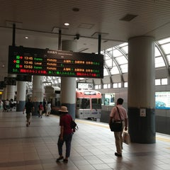 Photo taken at 京王井の頭線 渋谷駅 (IN01) by Mikan M. on 9/14/2013