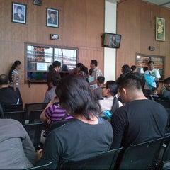 Photo taken at Kantor Dinas Kependudukan & Catatan Sipil kota Denpasar by sonny w. on 9/25/2012