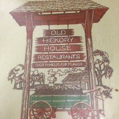 Photo taken at Old Hickory House by JR R. on 2/17/2013