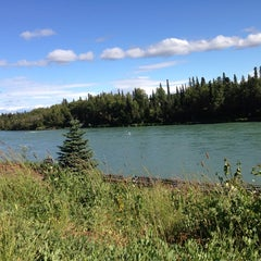 Photo taken at Town of Soldotna by Lynn W. on 7/19/2013