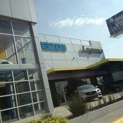 Photo taken at Mazda Laguna by Chuy R. on 7/16/2013