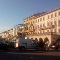 Photo taken at Piazza Mercatale by Luigi G. on 4/14/2013