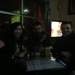 Photo taken at Louie's Grill & Bar by Mui M. on 3/2/2013