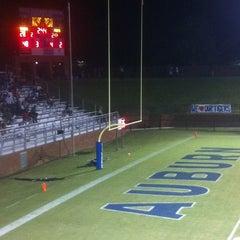Photo taken at Duck Samford Stadium by Kristy F. on 9/22/2012