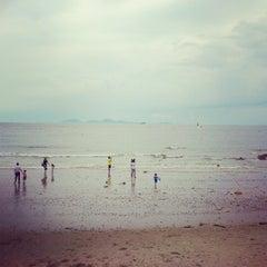 Photo taken at 대명리조트 변산 (Daemyong Resort BYEONSAN) by Ari J. on 7/7/2013