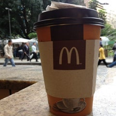 Photo taken at McDonald's by Rafael M. on 9/4/2012