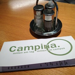 Photo taken at Campina by Roman D. on 1/16/2013