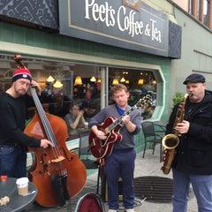 Photo taken at Peet's Coffee & Tea by David L. on 12/20/2014