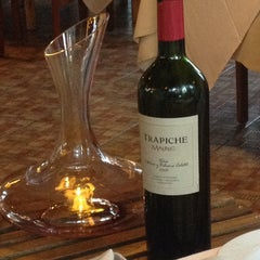 Photo taken at Tehuelche Grill Argentino by Ira V. on 4/24/2014
