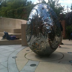 Photo taken at American Visionary Art Museum by Sruthi S. on 5/25/2013