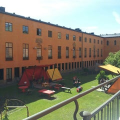 Photo taken at Historiska Museet by Tanya L. on 6/5/2013