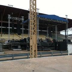 Photo taken at Kansas State Fairgrounds by Jiggy J. on 9/13/2013