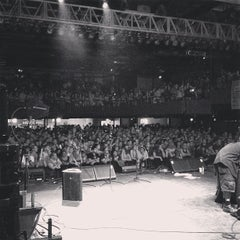 Photo taken at Austin Music Hall by Brent O. on 4/4/2013