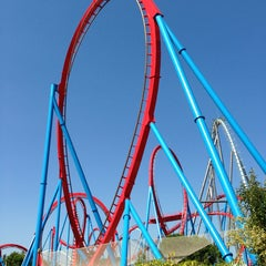 Photo taken at PortAventura Park by Lobster on 6/12/2013